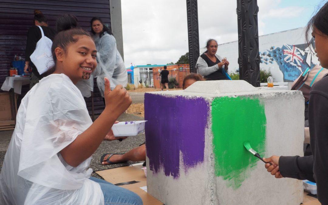 Otangarei Block Painting Competition
