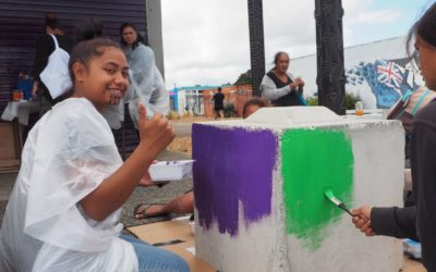Otangarei Block Painting Competition