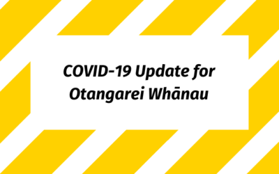 COVID-19 Response Update – Alert Level changes