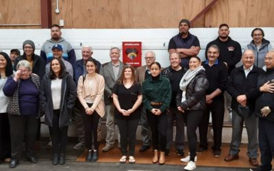 Freemasons NZ Presents Trust with New Defibrillator