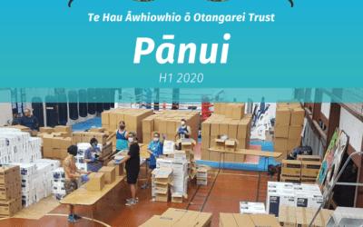 Te Hau Awhiowhio o Otangarei Trust's First Panui for 2020