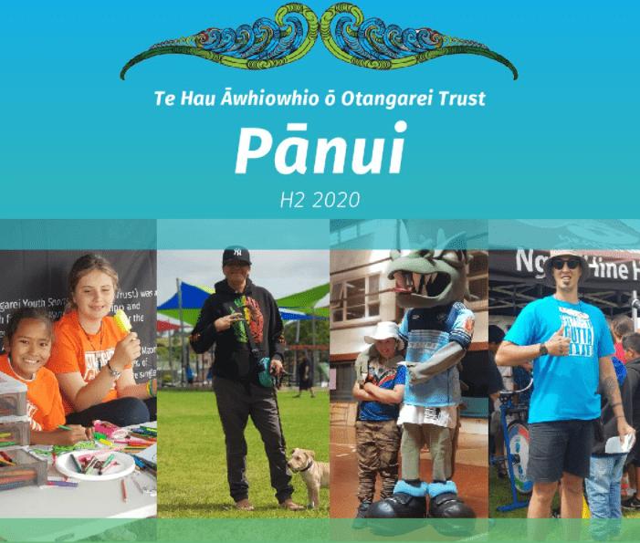 Te Hau Awhiowhio o Otangarei Trust's Final Panui for 2020